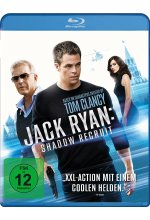 Jack Ryan - Shadow Recruit Blu-ray-Cover