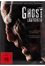 Ghost Labyrinth DVD-Cover
