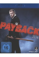 Payback 2014 Blu-ray-Cover