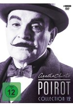 Agatha Christie - Poirot Collection 12  [5 DVDs] DVD-Cover