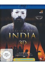 Fascinating India  (inkl. 2D-Version) Blu-ray 3D-Cover