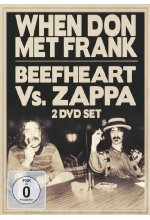 When Don Met Frank/Beefheart vs. Zappa  [2 DVDs] DVD-Cover