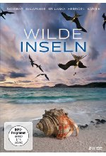 Wilde Inseln - Staffel 1  [2 DVDs] DVD-Cover