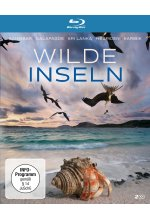 Wilde Inseln - Staffel 1  [2 BRs] Blu-ray-Cover