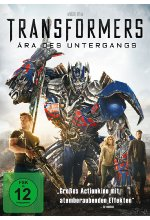 Transformers 4 - Ära des Untergangs DVD-Cover
