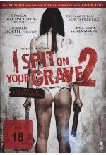 I Spit on your Grave 2 DVD-Cover
