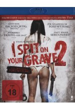 I Spit on your Grave 2 Blu-ray-Cover
