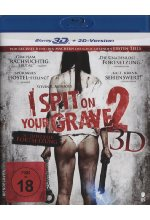 I Spit on your Grave 2 Blu-ray 3D-Cover