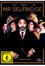 Mr. Selfridge - Staffel 1  [3 DVDs] DVD-Cover