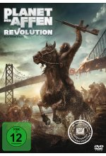 Planet der Affen: Revolution DVD-Cover