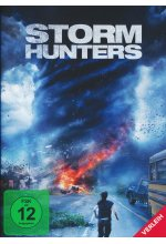 Storm Hunters DVD-Cover