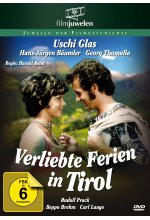 Verliebte Ferien in Tirol DVD-Cover
