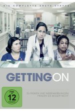 Getting On - Staffel 1 DVD-Cover