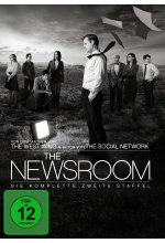The Newsroom - Staffel 2  [3 DVDs] DVD-Cover