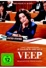 Veep - Staffel 2  [2 DVDs] DVD-Cover