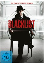 The Blacklist - Season 1  [6 DVDs] DVD-Cover
