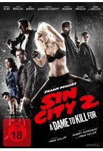Sin City 2 - A Dame To Kill For DVD-Cover