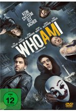 Who Am I - Kein System ist sicher DVD-Cover