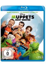 Muppets Most Wanted Blu-ray-Cover