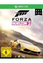 Forza Horizon 2 Cover