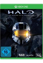 Halo - The Master Chief Collection Cover