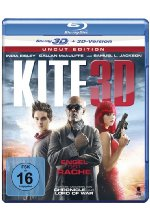 Kite - Engel der Rache - Uncut Edition  (inkl. 2D-Version) Blu-ray 3D-Cover