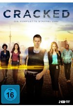 Cracked - Staffel 2  [2 DVDs] DVD-Cover