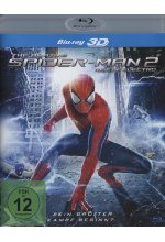 The Amazing Spider-Man 2 - Rise of Electro Blu-ray 3D-Cover