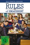 Rules of Engagement - Season 5  [3 DVDs] DVD-Cover