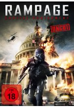Rampage - Capital Punishment - Uncut DVD-Cover