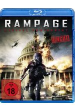 Rampage - Capital Punishment - Uncut Blu-ray-Cover