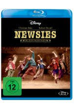 Newsies - Die Zeitungsjungen Blu-ray-Cover