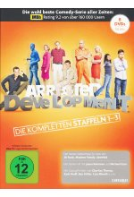 Arrested Development - Die kompletten Staffeln 1-3  [9 DVDs] DVD-Cover
