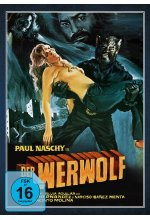 Der Werwolf - Paul Naschy: Legacy of a Wolfman 2  [LE] (+ DVD) Blu-ray-Cover