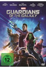 Guardians of the Galaxy DVD-Cover