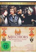 Die Melchiors - Staffel 2  [2 DVDs] DVD-Cover