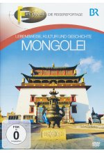Mongolei - Fernweh DVD-Cover