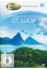 St. Lucia - Fernweh DVD-Cover