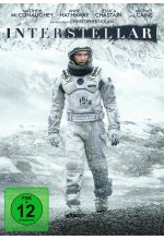 Interstellar DVD-Cover