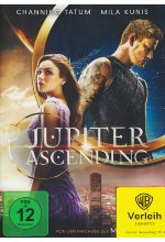 Jupiter Ascending DVD-Cover