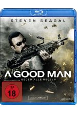 A Good Man - Gegen alle Regeln - Uncut Version Blu-ray-Cover