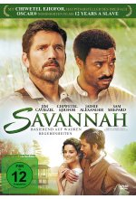 Savannah DVD-Cover