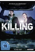 The Killing - Staffel 1  [4 DVDs] DVD-Cover
