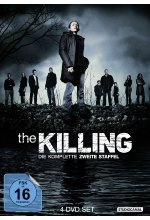 The Killing - Staffel 2  [4 DVDs] DVD-Cover
