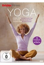 Brigitte - Yoga - Power-Yoga, Core-Yoga, Faszien-Yoga DVD-Cover