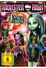 Monster High - Fatale Fusion DVD-Cover