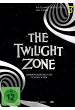 The Twilight Zone - Staffel 3  [6 DVDs] DVD-Cover
