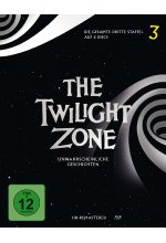 The Twilight Zone - Staffel 3  [6 BRs] Blu-ray-Cover