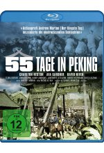 55 Tage in Peking Blu-ray-Cover