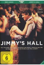 Jimmy's Hall DVD-Cover
